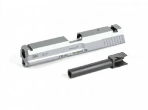 SALE was 299usd USP CNC Steel Slide Kit For VFC USP GBBl (Silver)